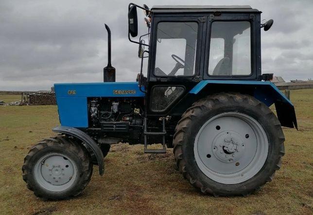 Продам трактор мтз 82.1 в хорошем состоянии