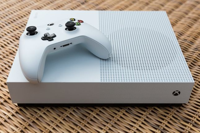 Vand xbox one s (All digital)
