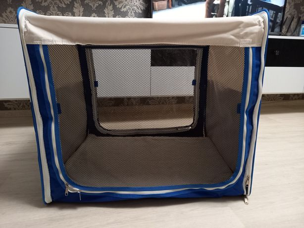Выставочная клетка-палатка для кошек!