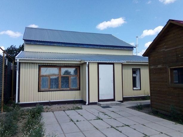 Продам дом 80 баню 62 м.кв. из сруба,новая,мансарда,участок 7 соток, .