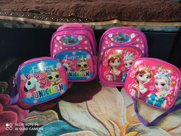 Детские школьные сумки