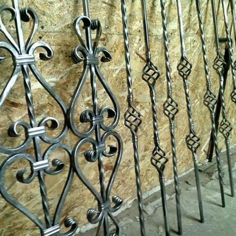 Кованые узоры, элементы холодной ковки, ворота, мангалы,оградки