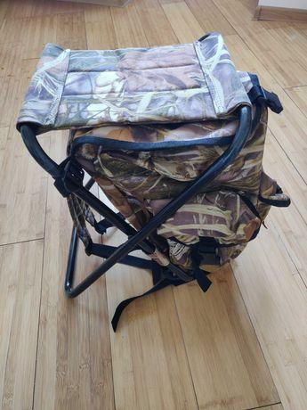 стул-рюкзак для охоты и рыбалки