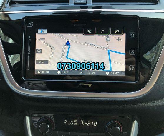 SD Card navigatie 2019 Suzuki Vitara Ignis SX4 S-Cross Swift Baleno