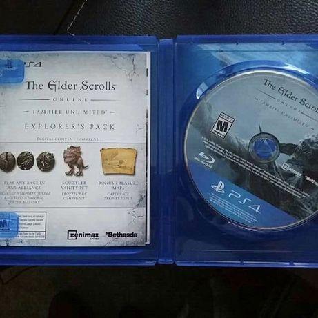 Vand/schimb The Elder Scrolls Tamriel Unlimited PS4