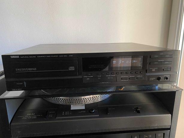 Yamaha CDX-510 Compact Disc Player