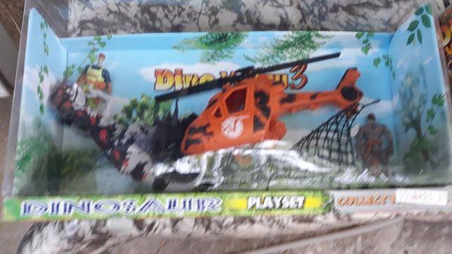Playset Dinosaurus Valley 3, 2 seturi