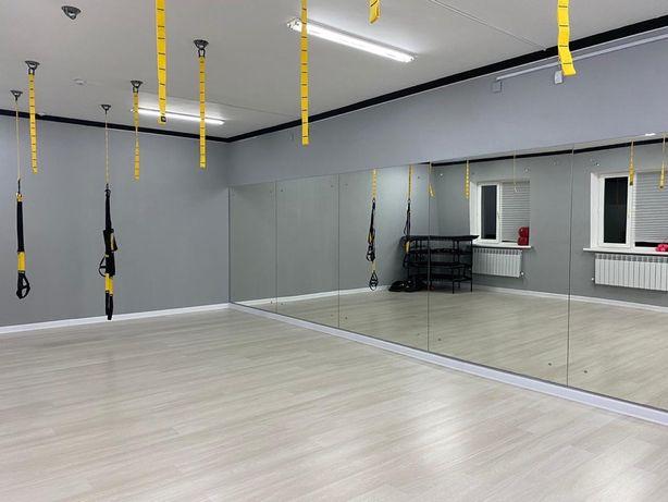 Аренда зала фитнес танцы