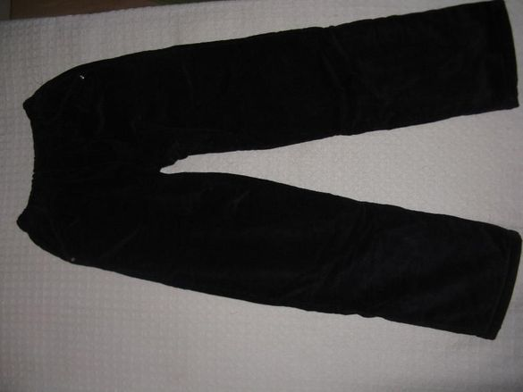 Продавам детски зимен ватиран джинсов панталон