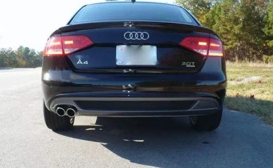 Difuzor bara spate/ prelungire Audi A4 B8 S-line S line S4 2008-2012