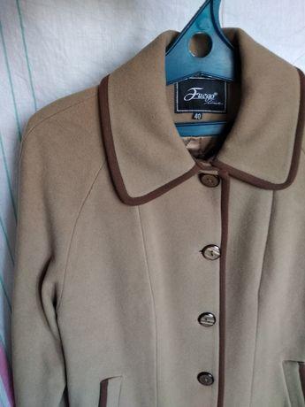 Шерстяное пальто 50р Fuego Италия