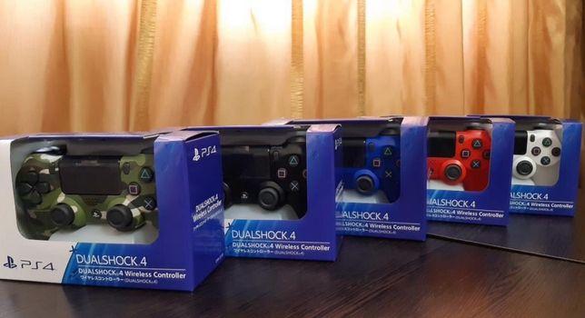 Геймпад джойстик джостик PS4 Playstation Dualshock 4 Дуалшок 4 Алматы