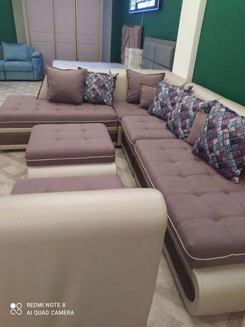 Модульный диван Диамонд.