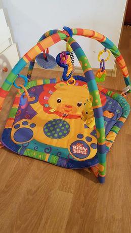 Loc de joaca pentru bebelusi + BONUS 1Jucarie Bebe sau 1 Hainuta Bebe