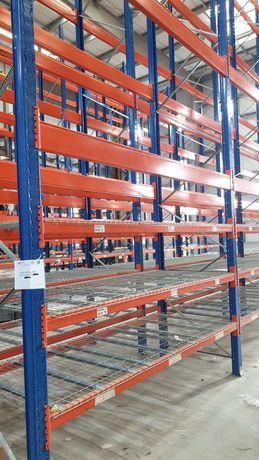 Lichidare de stoc la rafturi metalice profesionale pentru depozitare l