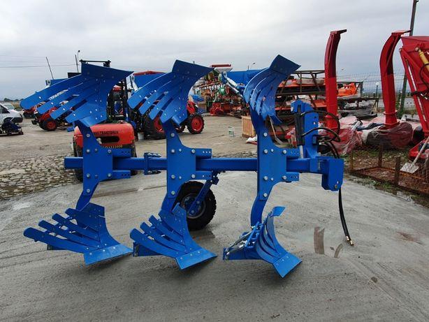 Plug reversibil hidraulic 3 trupite 2 + 1 Konig DH12 90 - 120 CP