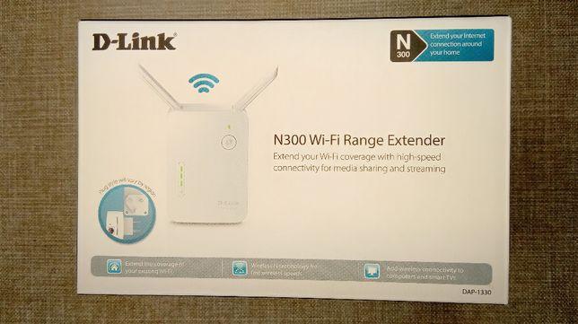 Range Extender Wireless D-Link N300 DAP-1330