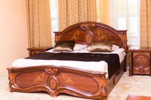 3 комнатная Северное Сияние квартира по суточно