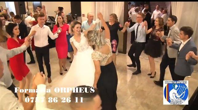 Formatia ORPHEUS Botosani -nunti ,petreceri,cumatrii .