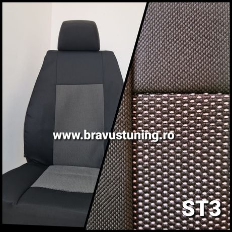 Huse scaun auto DEDICATE Sharan, Touran STOFĂ TAPITERIE