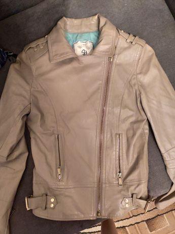 Куртка натур кожа xs 5000тг