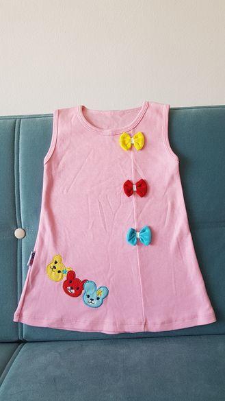 Детска рокля туника