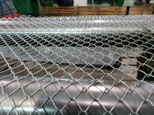 Оградната мрежа Н1,4м