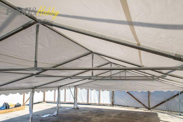 6X10 м шатра клас PROFESSIONAL XXL - PVC брезент 550 гр/кв.м