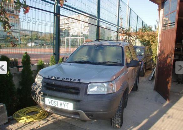 Land Rover Freelander 1.8 120кс 1998/2001г на части