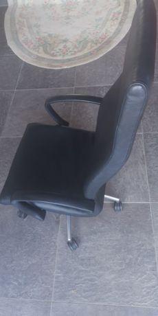 scaun fotoliu inalt birou directorial piele naturala