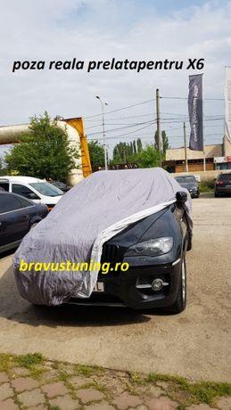 Husa exterioara,Prelata auto,SUV BMW, X7,X6,X5,X4,X3,X1 2 straturi
