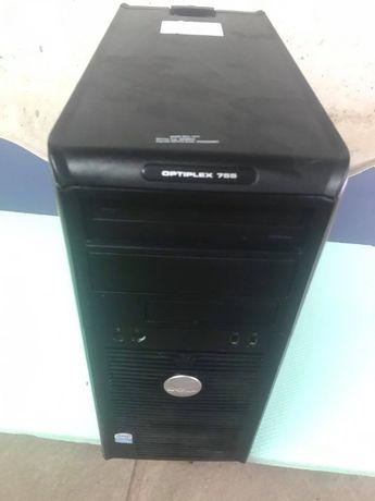 Офис компютри dell optiplex 755 и dell optiplex 745