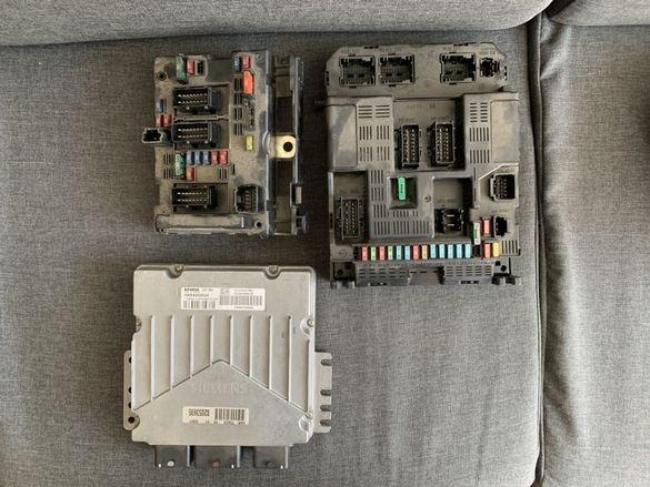 Електроника и компютър за пежо 307
