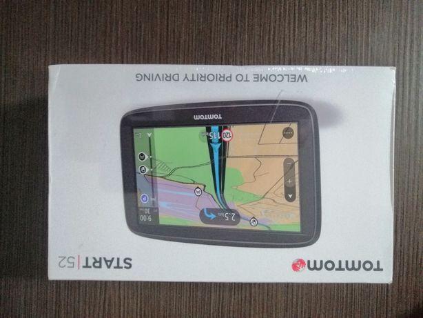 Sistem de navigatie GPS TomTom Start 52