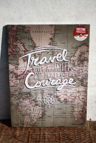 """Tablou panza """"Travel"""" 45 x 60cm"""