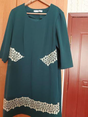 Платье 52 размеоа