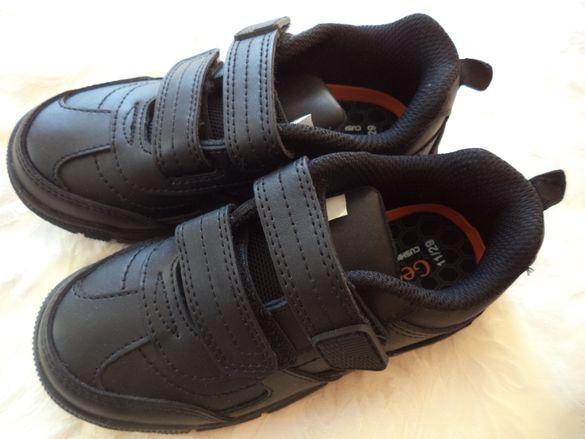Черни детски маратонки - размер 29