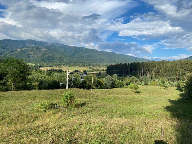 Vand teren construibil zona munte-potential turistic-Nucsoara, Arges
