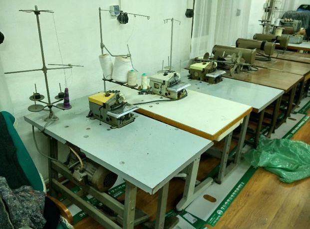 Lichidare atelier croitorie- Cusut Triploc Uberdeck Kett VKTM Triplock