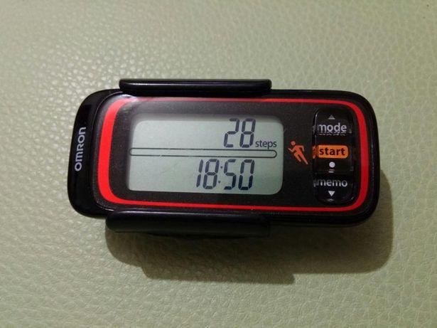 Omron HJA-300-EK jog style pedometru
