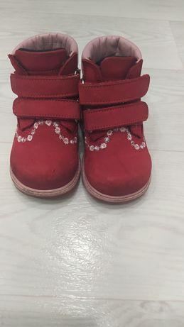 Ботинки Tiflani на девочку