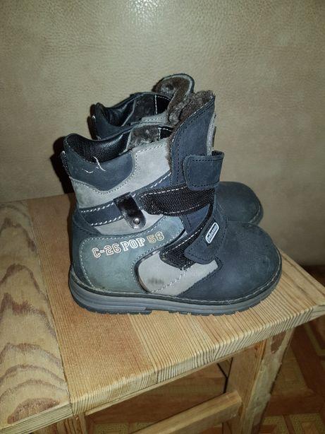 Детская зимняя обувь турецкая