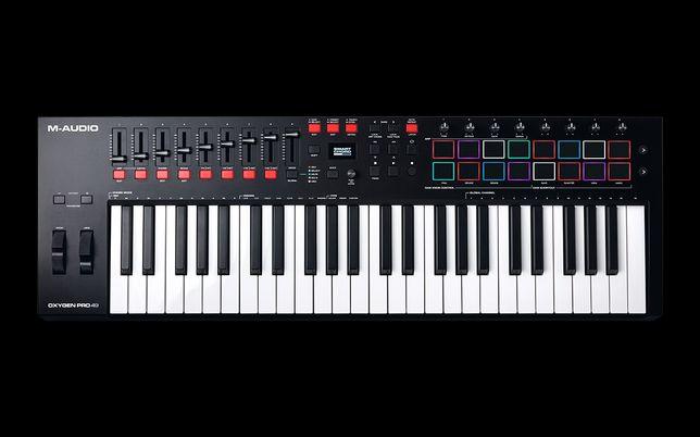 Midi-клавиатура M-Audio Oxygen Pro 49