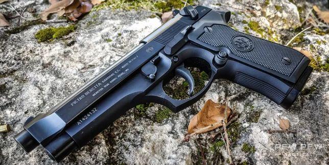 Pistol Airsoft Beretta Propulsie Green Gas//Energie 2,8j