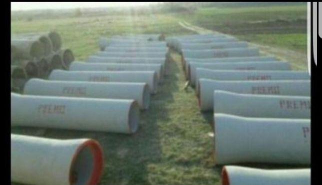 vand tuburi din beton armat