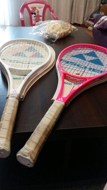 palete de tenis FISCHER