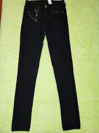 Черни дънки за момиче
