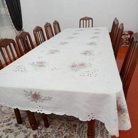 Стол и стулья сатылады