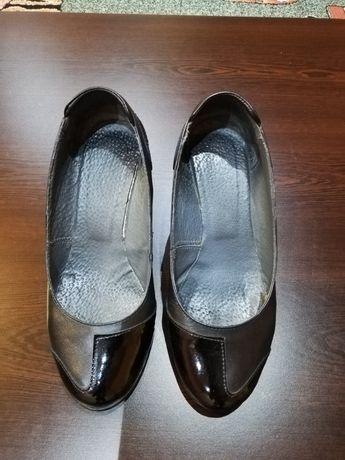 Pantofi de damă din piele naturală, mărimea 37