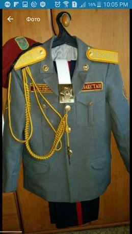 Парадный костюм для кадетского класса